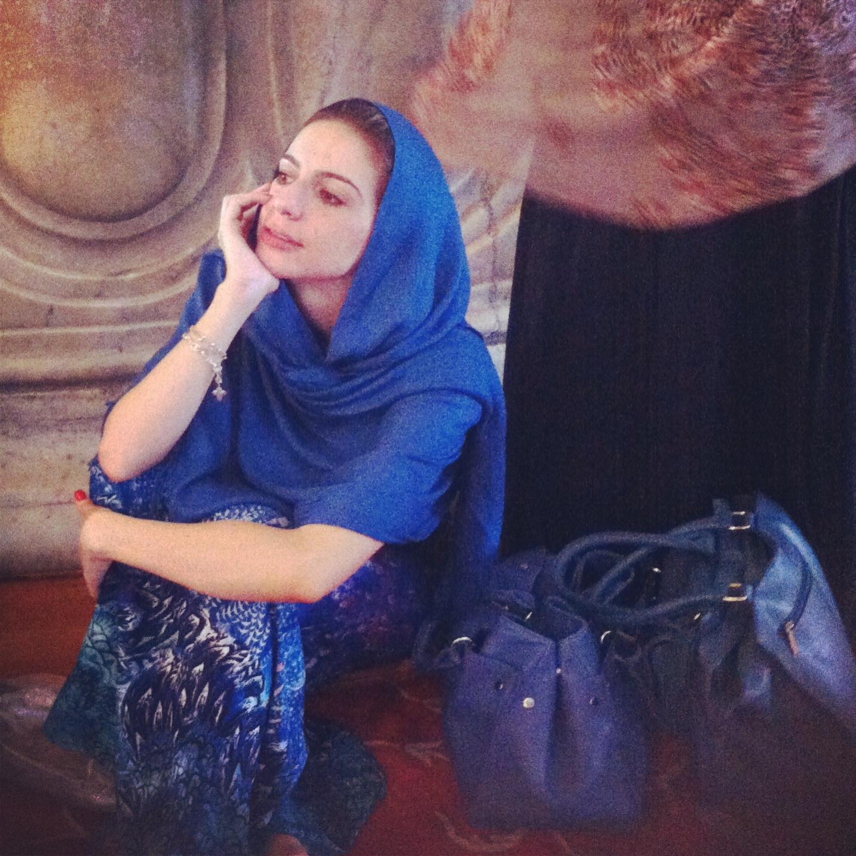 o que vestir na mesquita azul