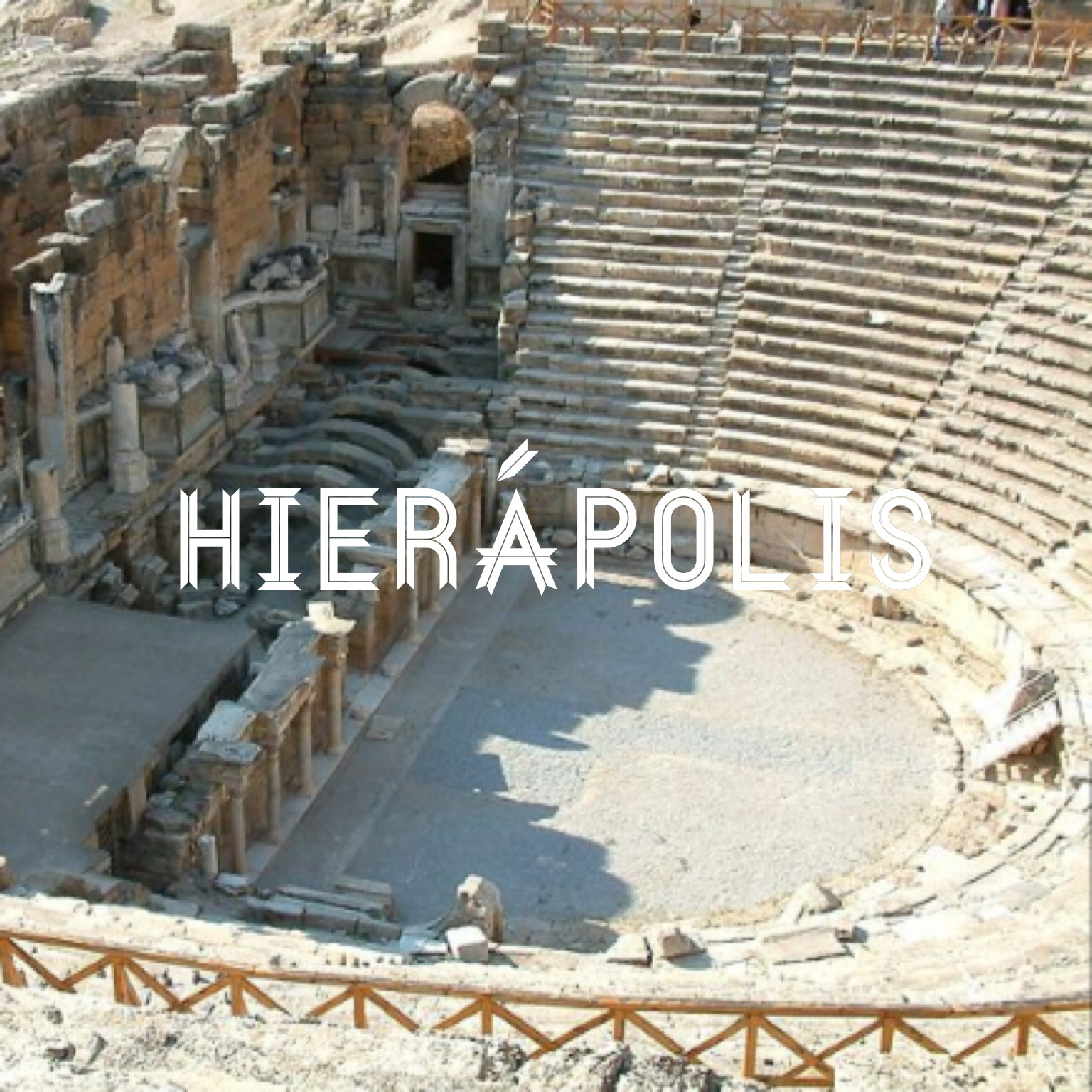 Hierapolis turquia