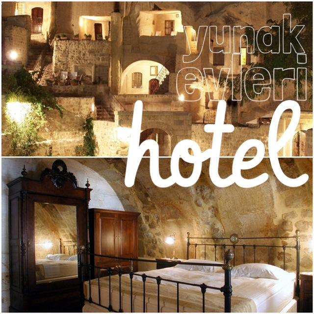 Yunak Evleri Hotel Capadócia