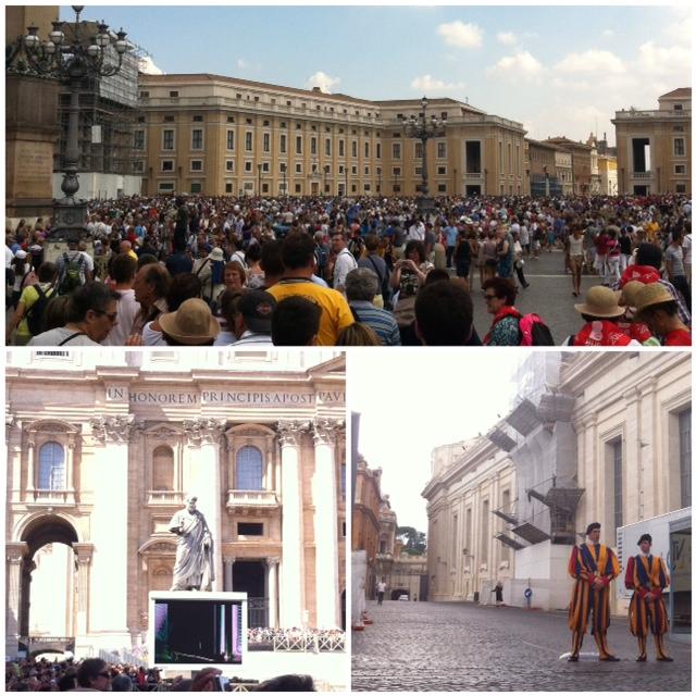 Como ver o Papa no Vaticano