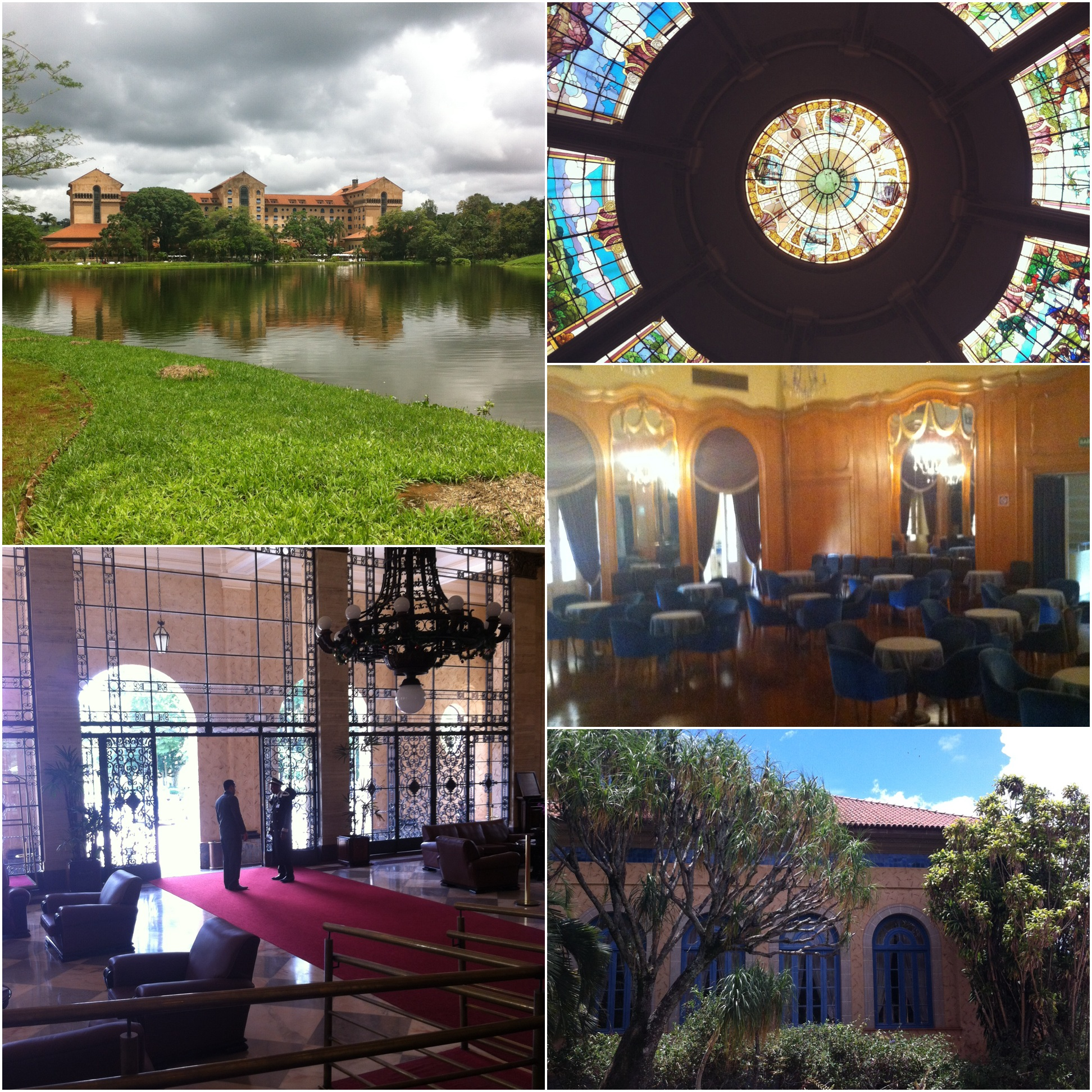 Tauá Grande Hotel e Termas de Araxá fotos