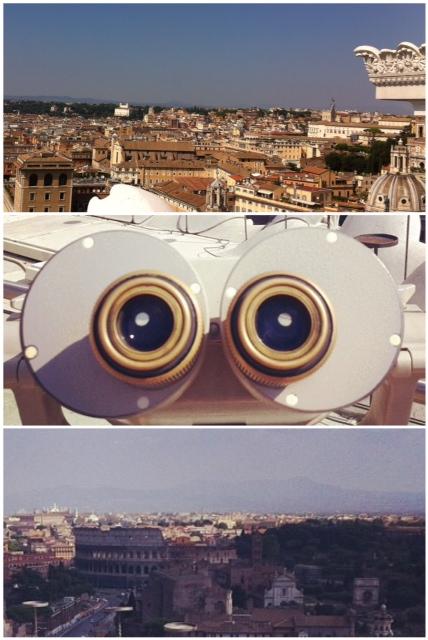 Vista Il Vitoriano Roma