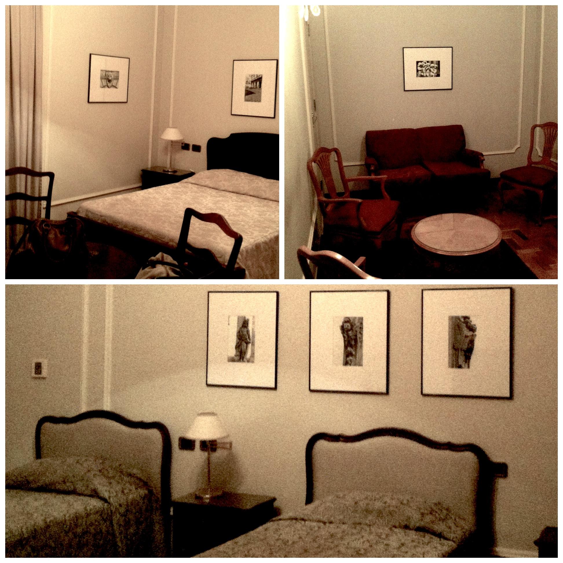 quartos Tauá Grande Hotel Araxá