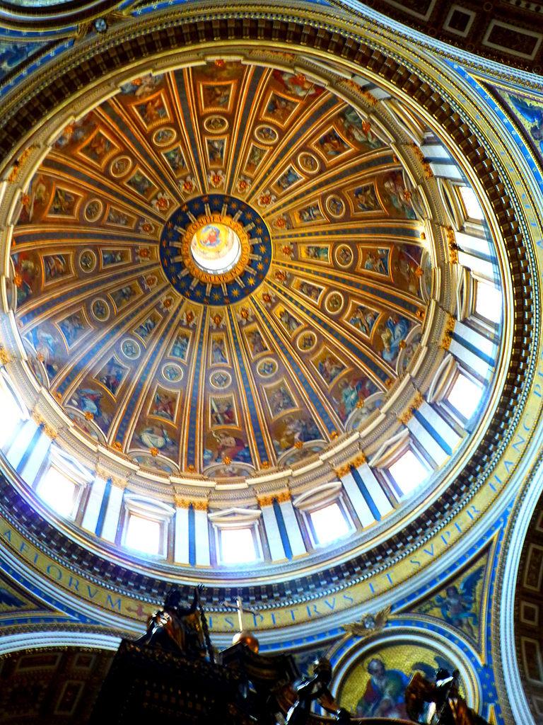 tour secreto pelo Vaticano