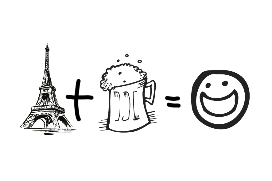 paris beer