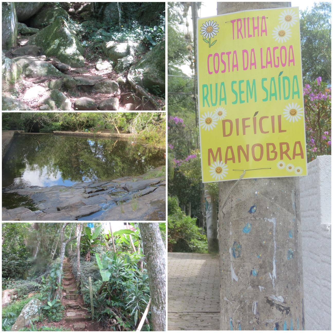 Trilha Lagoa da Conceição Floripa