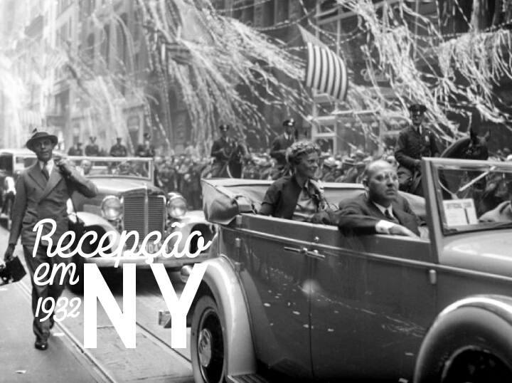 Amelia Earhart parade