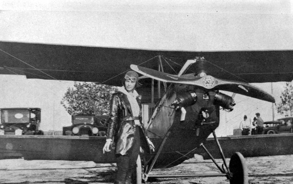 Ameliaearhart anos 20