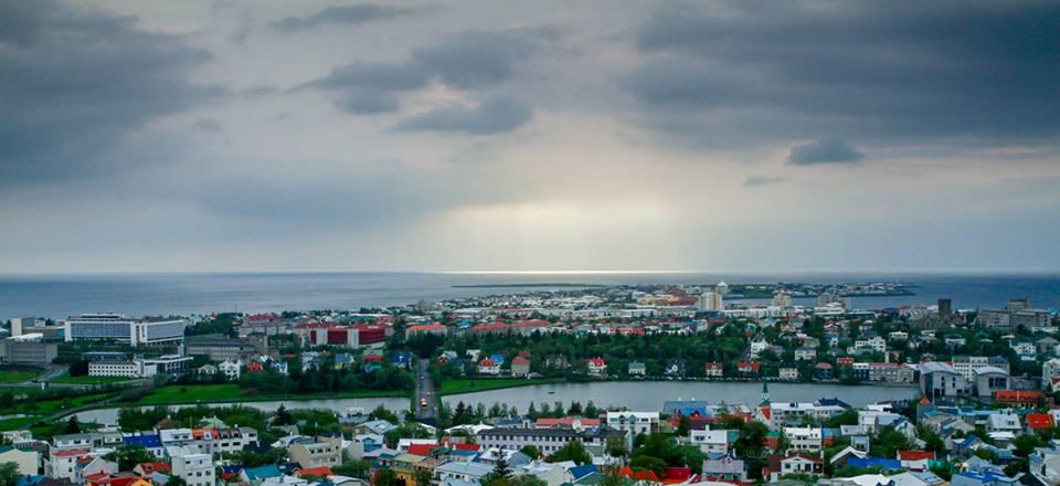reiquiavique capital islândia