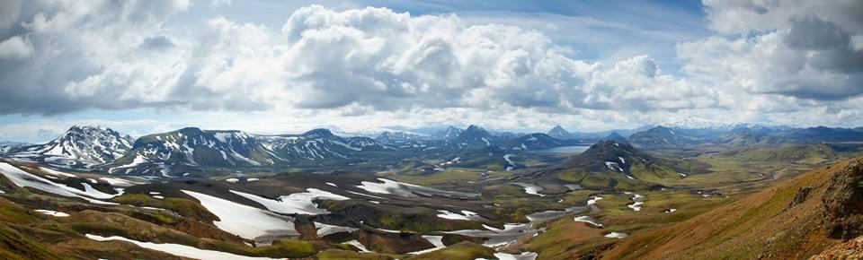 Trilha islândia