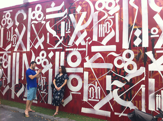 Wynwood Walls Miami Art District