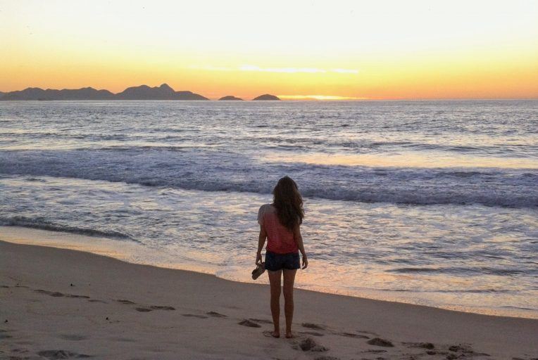 reflexões sobre viver e viajar