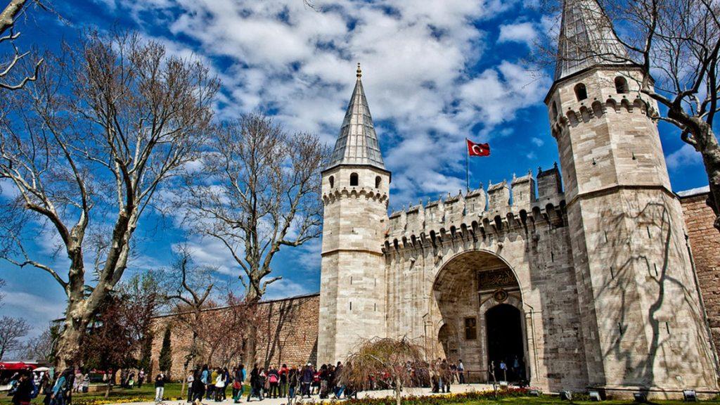 topkapi_palácio harém Iatambuk turquia