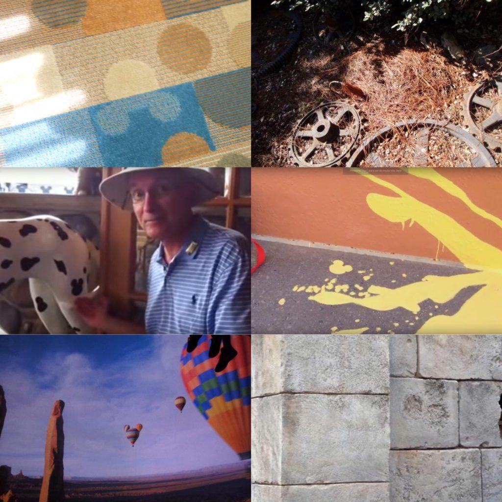 segredos da Disney - Existem muios mickeys escondidos nos parques da disney