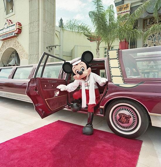 Walt Duisney queria estender um tapete vermelho a todos os seus convidados