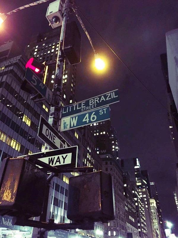 onde comer arroz e eijão em nova york nyc