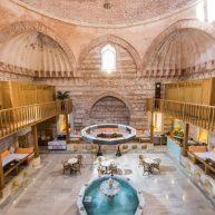 Hall do kilic pasa hamami banho turco em istambul