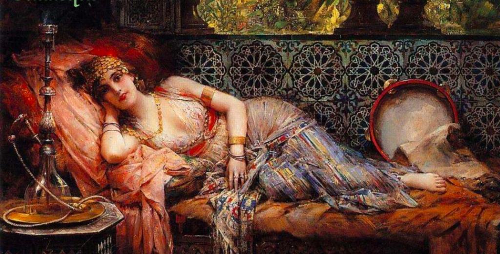 como eram as odaliscas harem da turquia curiosidades sobre o harem otomano