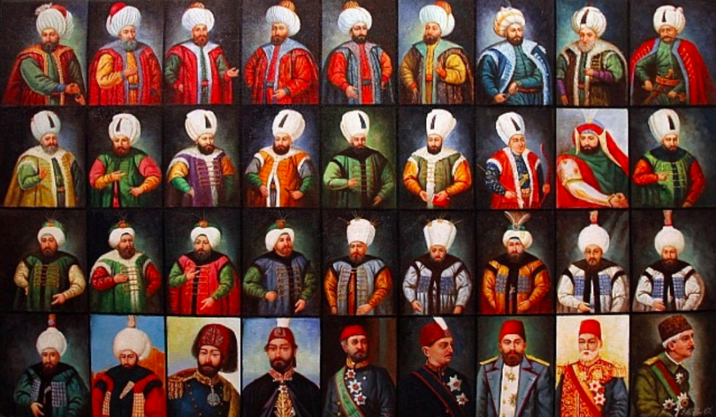36 sultoes da turquia curiosidades sobre o harem