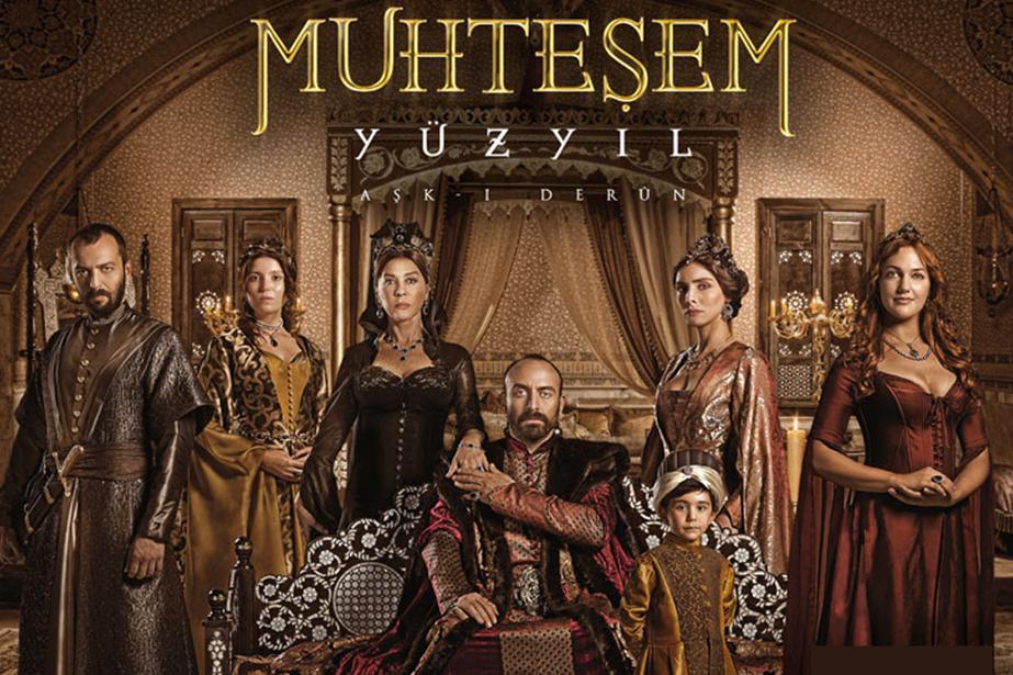 Novela turca mutesem sobre o império otomano