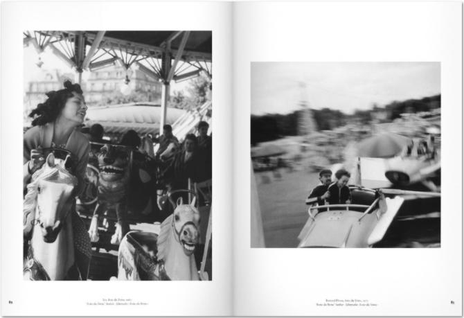 fotos em preto e branco paris livros de viagem
