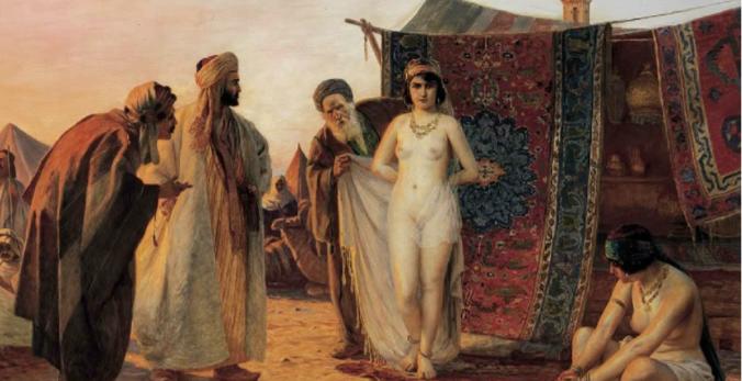 curiosidades sobre o harem turquia mercado de escravos na crimea