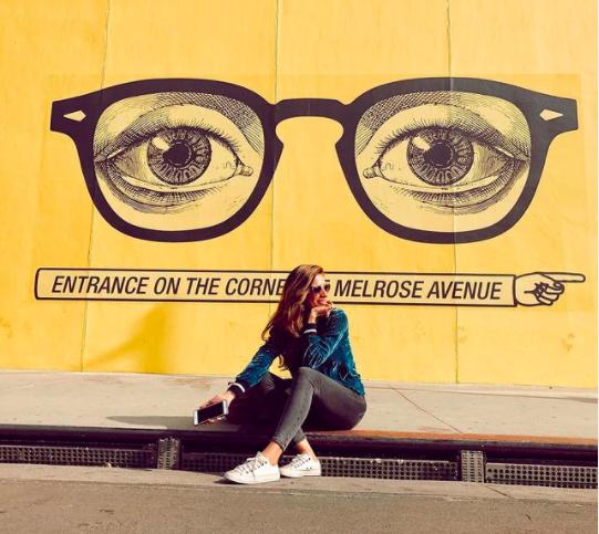 passeios em los angeles para ver arte urbana murais de melrose
