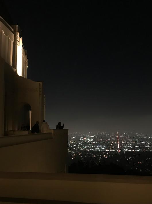 noite no griffif observatory l
