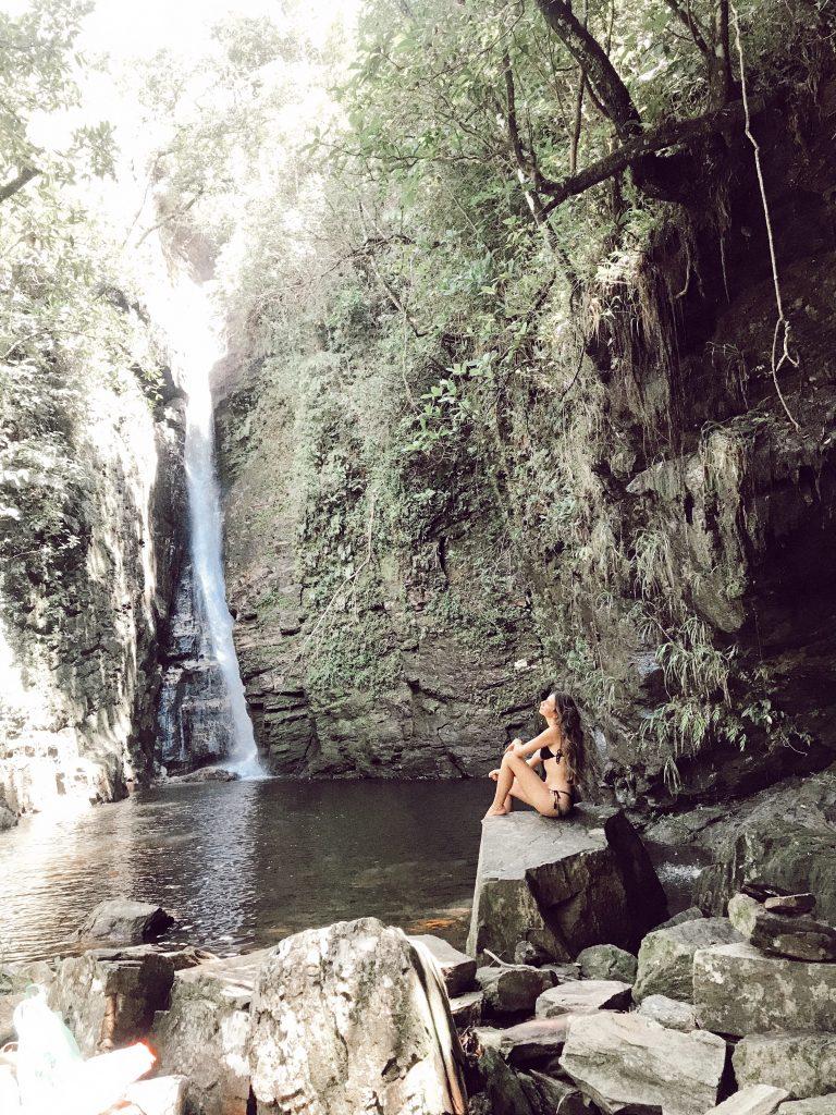 Cachoeiras da Serra da Canastra Cachoeira Acqalume